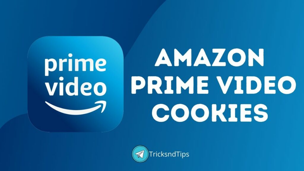 Amazon Prime Video Cookies