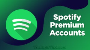 Spotify Premium Accounts