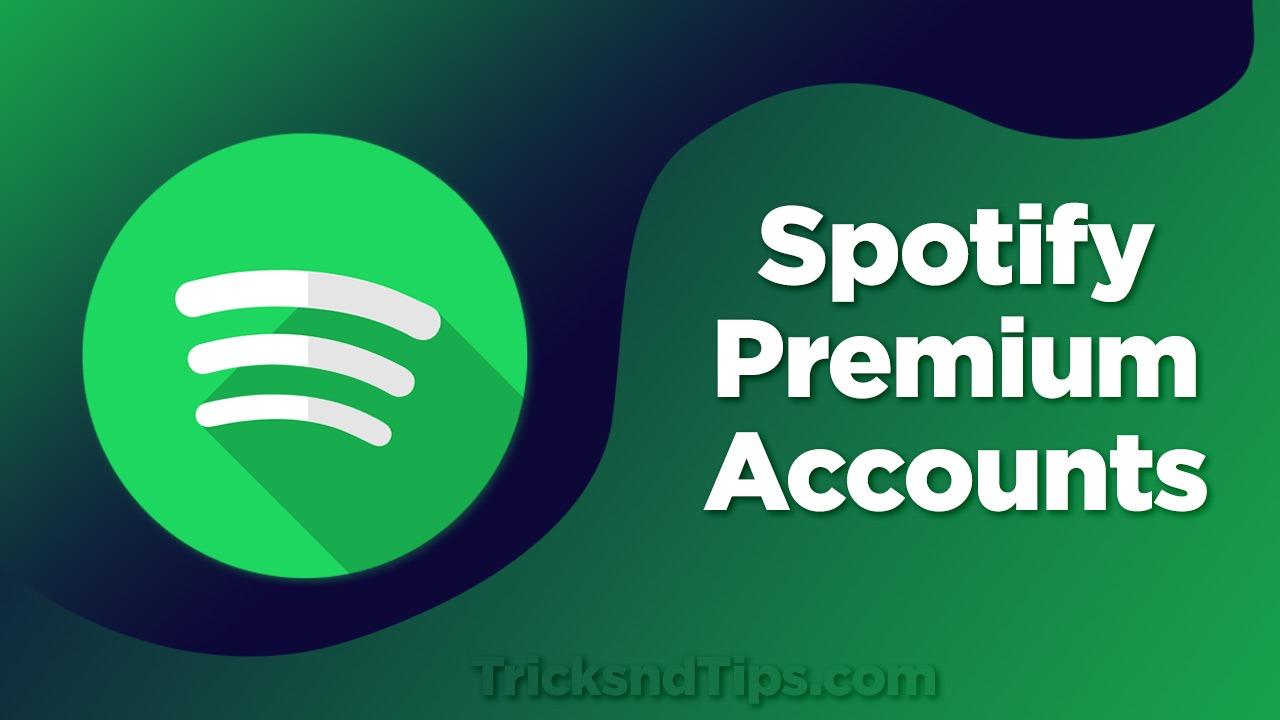 Free Spotify Premium Account 2021 [Today's Accoun …