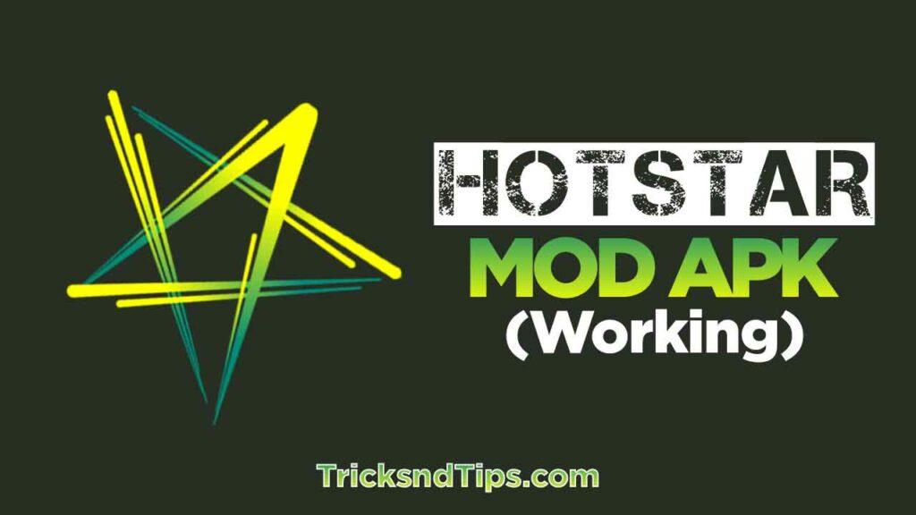 image of Hotstar Mod Apk