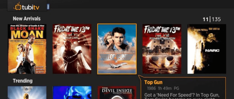 Tubi TV - Watch free movies and TV news online
