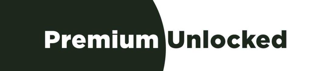 Premium Unlocked