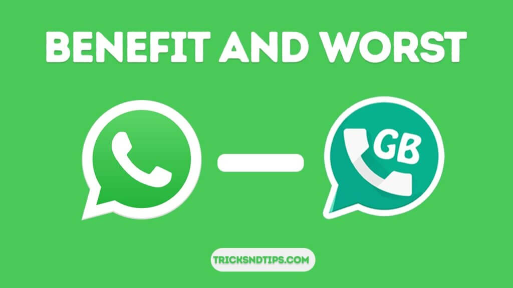 Benefit and worst of whatsapp