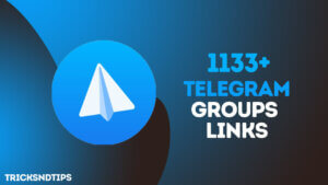 Telegram Groups Links