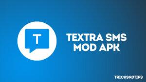 Textra SMS Mod Apk