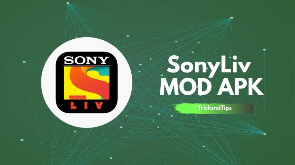 image of Sonyliv mod apk