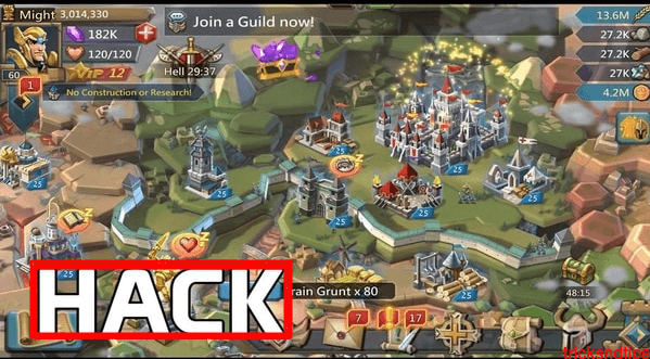 Lords Mobile MOD APK Hack