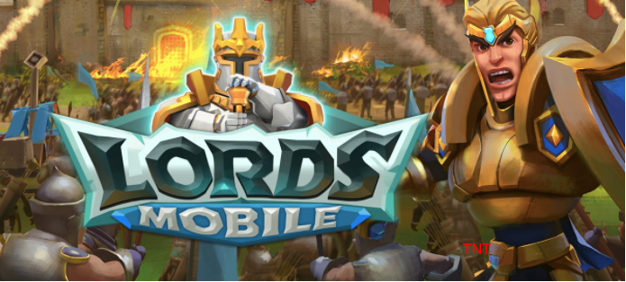 gameplay screenshot of lords mobile