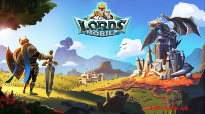 Lords Mobile APK features 2