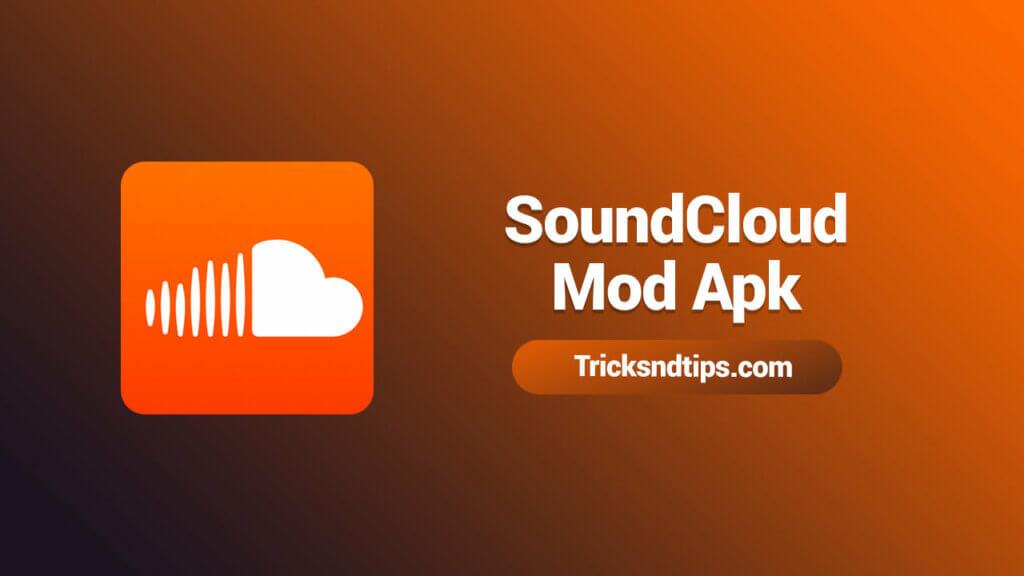 SoundCloud Mod apk