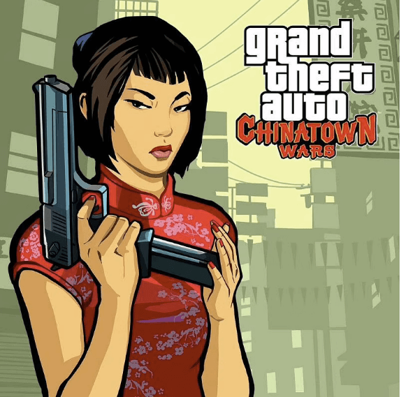 Grand Theft Auto: Chinatown