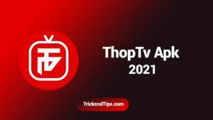 thoptv apk 2021