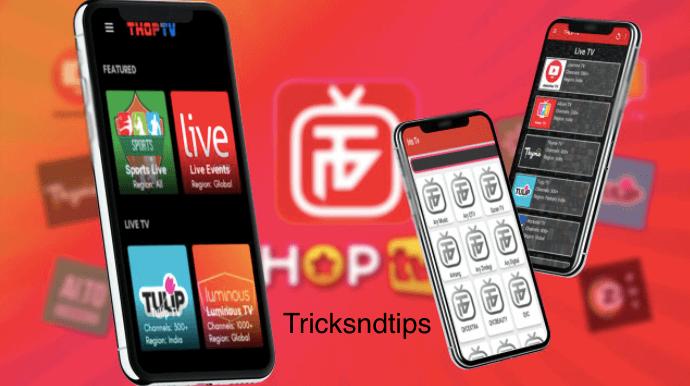 Thoptv IPTV applications