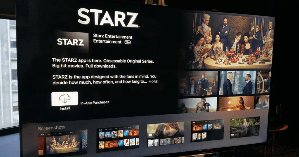 image of starz