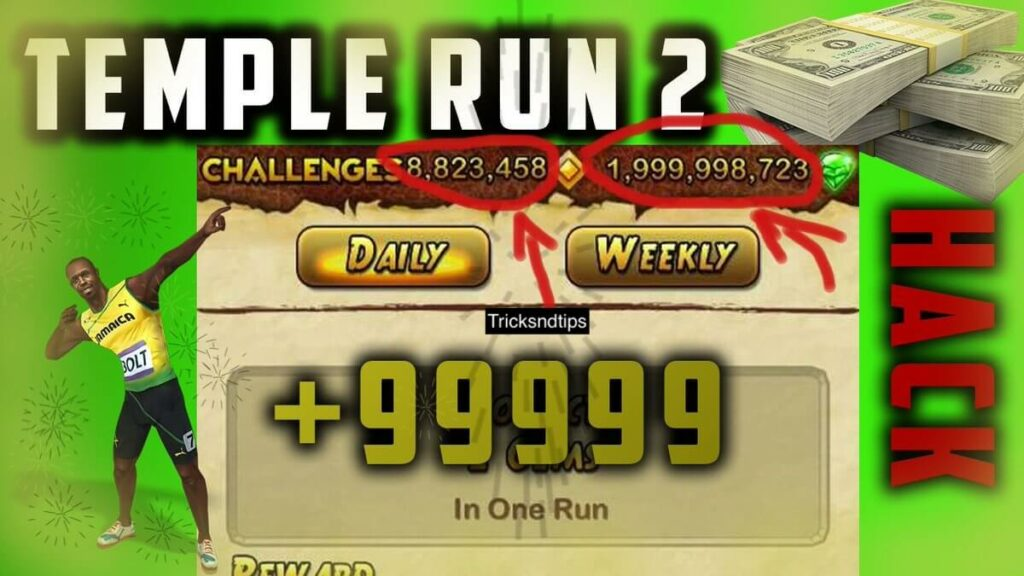 image of What is Temple Run 2 Mod Apk?
