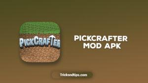 image of Pickcrafter Mod Apk