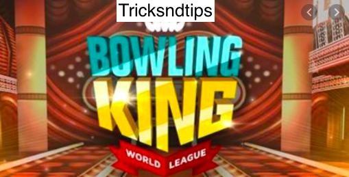 image of Bowling King Mod APK download