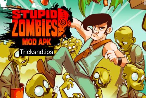 image of  Stupid Zombies mod Apk