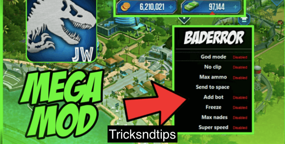 image of What Is Jurassic World Mod Apk?