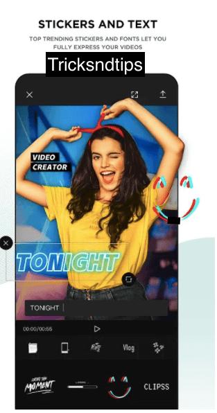 image of Screenshot of Capcut Premium APK