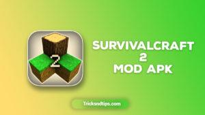 image of Survivalcraft 2 Mod Apk