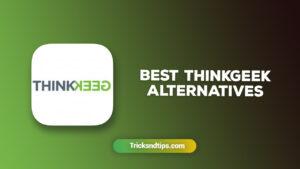 Best ThinkGeek Alternatives
