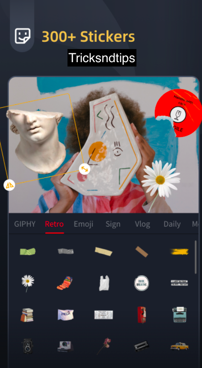 image of Screenshot of VMix MOD APK