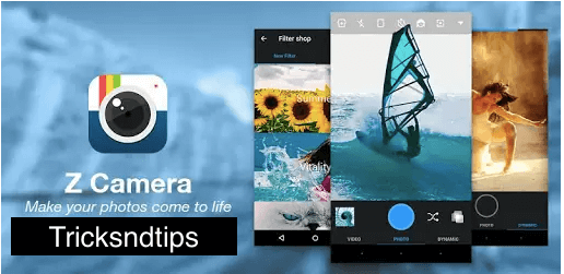 image of What is Z Camera Pro Apk?