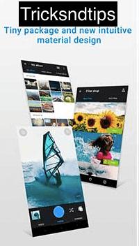 image of Screenshots of Z Camera Pro Apk