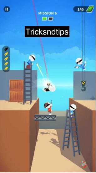 image of Screenshots of Johnny Trigger Sniper Mod :-