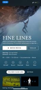 Free Lines