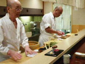 Jiro Desires of Sushi