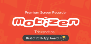 What is Mobizen Screen Recorder APK?