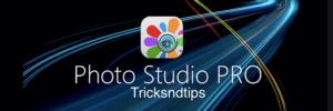 What is Photo Studio PRO APK?