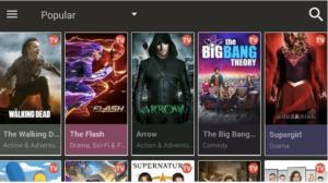 Cinema APK on PC Screenshots