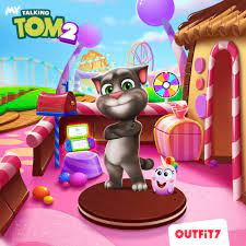 tom and friends house